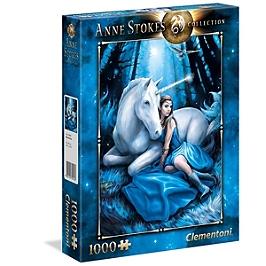 Puzzle Anne Stokes 1000 pièces - Blue Moon - Anne Stokes - 39462.3