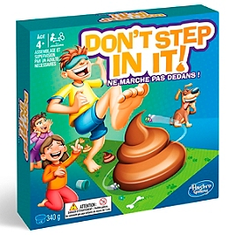Don T Step In It-Ne Marche Pas Dedans - Hasbro - E24891010