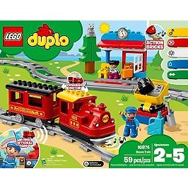 Lego® Duplo® Ma Ville - Le Train À Vapeur - 10874 - 10874