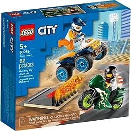Lego® City - L'équipe De Cascadeurs - 60255 - 60255