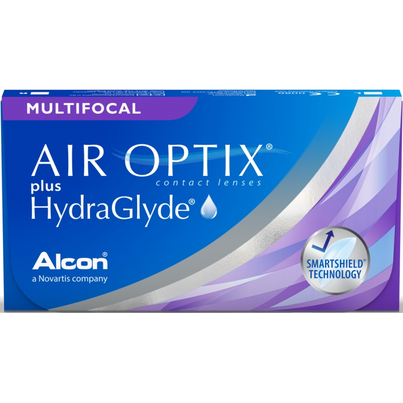 ?? Air Optix Plus Hydraglyde Multifocal