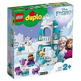Lego® Duplo® Disney Princess - Le Château De La Reine Des Neiges - 10899 - 10899