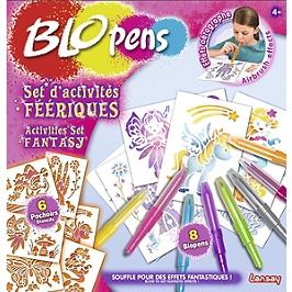 Blopens - Set D'activités Féériques - 23519