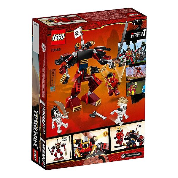 Ninjago® 70665 Robot Lego® Le Samouraï ymw80NOPvn