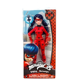 Poupée 26 Cm - Ladybug - Miraculous - 39748
