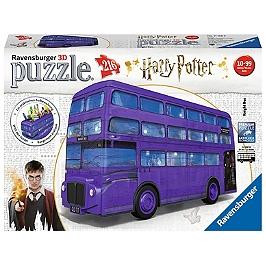 Puzzle 3D Magicobus / Harry Potter - Harry Potter - 4005556111589