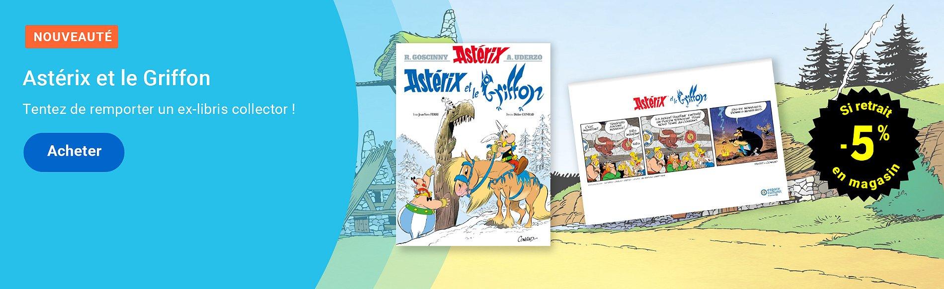 Astérix et le Griffon
