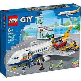 Lego® City - L'avion De Passagers - 60262 - 60262