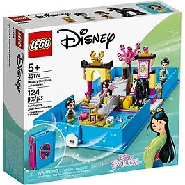 Lego® Disney Princess - Les Aventures De Mulan Dans Un Livre De Contes - 43174 - 43174