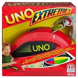 Mattel Games - Uno Extrême - Jeu De Cartes Famille - 7 Ans Et +  - Uno - V9364