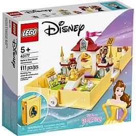 Lego® Disney Princess - Les Aventures De Belle Dans Un Livre De Contes - 43177 - 43177