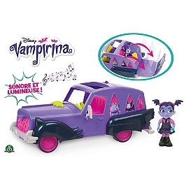 Vampirina - Vampi Mobile Sonore Et Lumineuse Avec Figurine  - VAM00