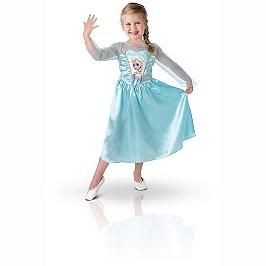 La Reine Des Neiges - Déguisement Classique Elsa Taille M - Disney - La Reine Des Neiges - I-620975M