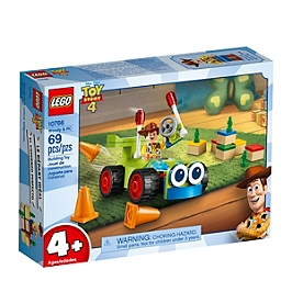 Lego® 4+ Toy Story 4 - Woody Et Rc - 10766 - 10766