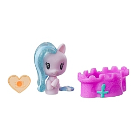 My Little Pony  1 Figurine Surprise Cutie Mark Crew Confettis Surprises - Thème Arce-En-Ciel - 3,5 Cm - Hasbro - E5966EU40
