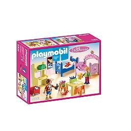 PLAYMOBIL - Chambre D'enfants Avec Lits - 5306