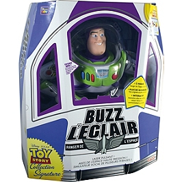Toy Story - Buzz L'eclair Collection Signature - Toy Story 4 - 64511