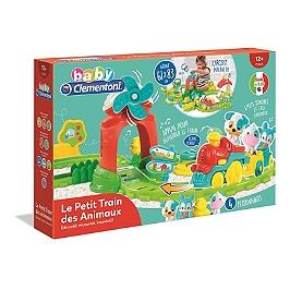 Le Petit Train Des Animaux - Na - 52513