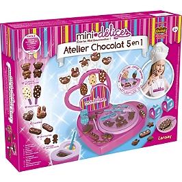 Mini Délices Mon Super Atelier Chocolat 5 En 1 - 17903