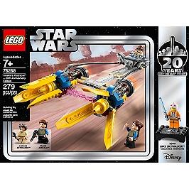 Lego® Star Wars - Le Podracer D'anakin  Édition 20Ème Anniversaire - 75258 - 75258