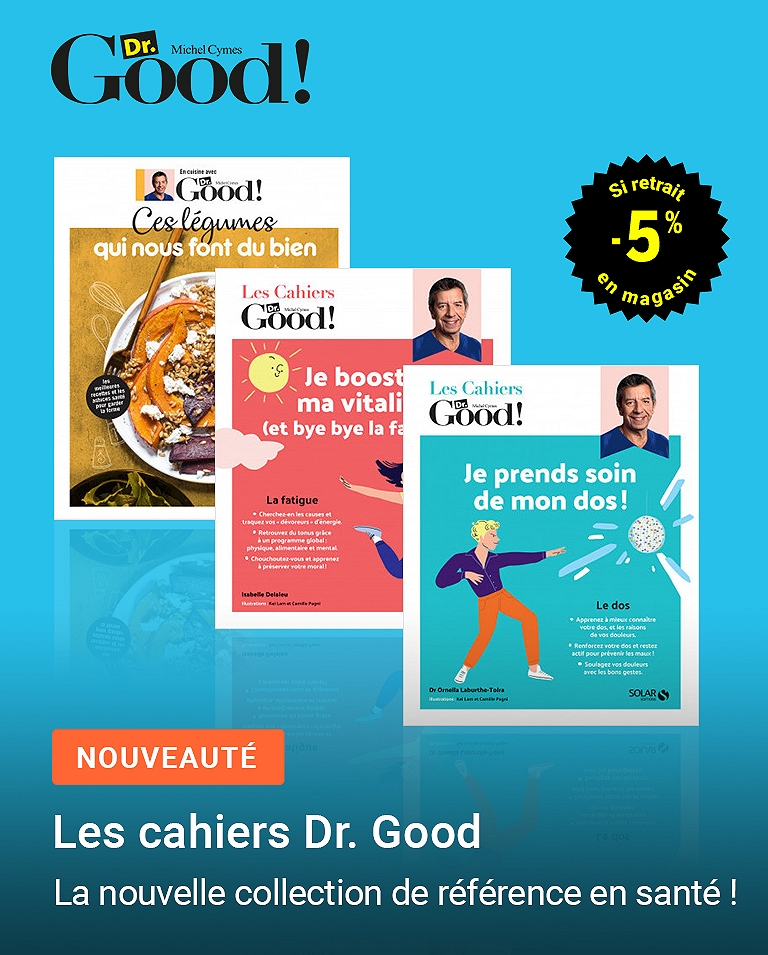Michel Cymes - Les cahiers Dr Good