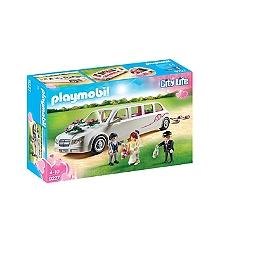 PLAYMOBIL - Limousine Avec Couple De Mariés  - 9227