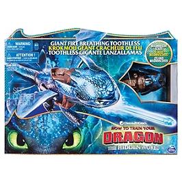 Krokmou Cracheur De Flammes Dragons - Dragons 3 - 6045436