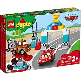 Lego® Duplo® Disney Pixar Cars - Le Jour De Course De Flash Mcqueen - 10924 - 10924