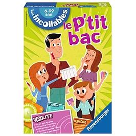 Le P'tit Bac Des Incollables - Les Incollables - 4005556265671