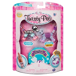 Pack De 3 Twisty Petz (Modèle Aléatoire) - N/A - 6044203