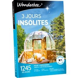 Wonderbox - 3 jours insolites