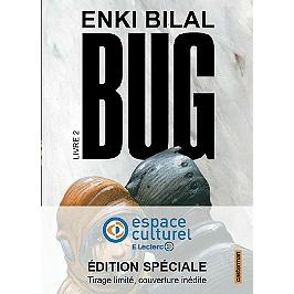 Bug - Tome 2 - Edition exclusive E. Leclerc