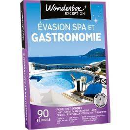 Wonderbox - Évasion spa et gastronomie