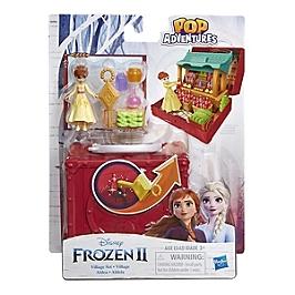 Disney  La Reine Des Neiges 2 Pop Up - Village Avec Poignée - Disney Reine Des Neiges - E7080EU4