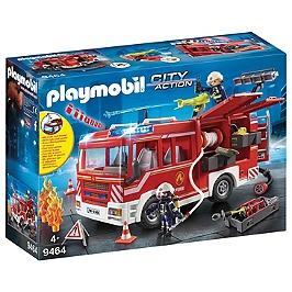 Fourgon D'intervention Des Pompiers - 0 - 9464