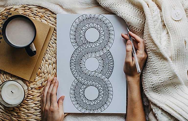L'art créatif du dessin et de l'aquarelle