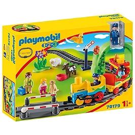 Train Avec Passagers Et Circuit - N/A - 70179