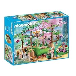 PLAYMOBIL - Forêt Enchantée  - 9132