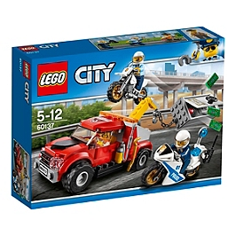 LEGO - LEGO® City - La poursuite du braqueur - 60137 - 60137