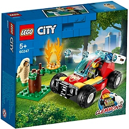 Lego® City - Le Feu De Forêt - 60247 - 60247