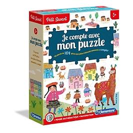 Je compte avec mon puzzle - 52376.4