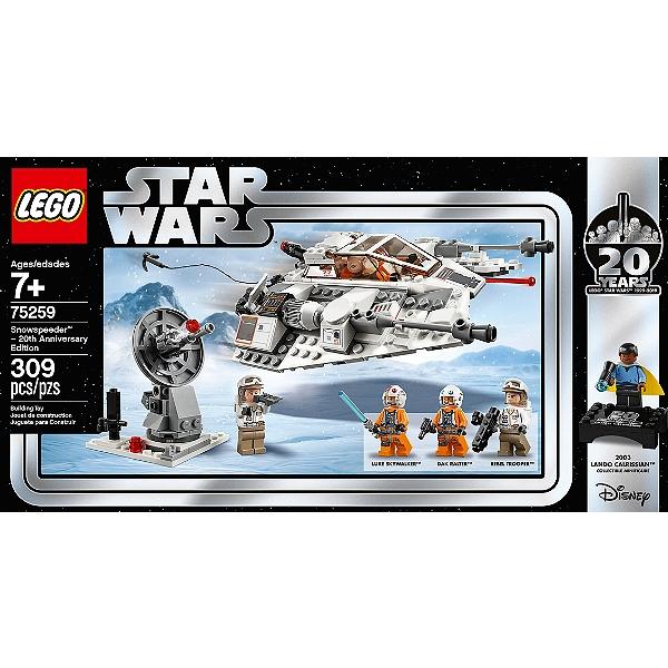 Star Lego® Warstm Snowspeedertm Snowspeedertm Star Warstm Lego® YWDH9IE2