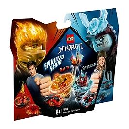 Lego® Ninjago® - Spinjitzu Slam - Kai Vs. Le Samouraï - 70684 - 70684