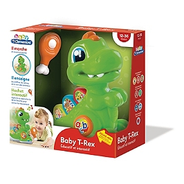 Baby T-Rex Vert - 52328