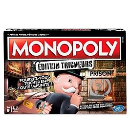 Monopoly Tricheurs - Hasbro - E18711010