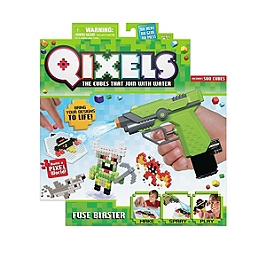 Combo Pixtolet Et Kit Design Classique Qixels New - KK87082