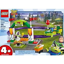 Lego® 4+ Toy Story 4 - Le Manège Palpitant Du Carnaval - 10771 - 10771