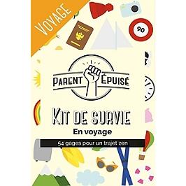 Parent Epuisé : Kit De Survie En Voyage - 740185