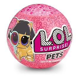 L.O.L. Surprise - Pets - Modèle Aléatoire. En Présentoir 18Pcs - LLU50