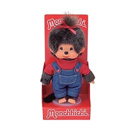 Monchhichi Salopette 20cm - Monchhichi - 24356
